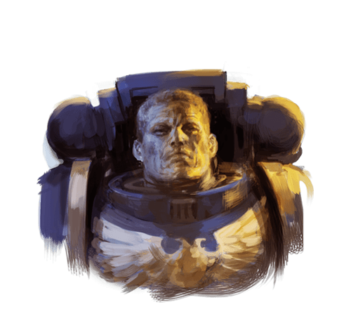 Heroes Of Space Marines